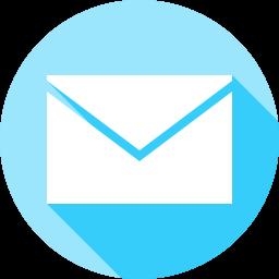 メールのフラットアイコン 素材牧場 無料 商用利用可のアイコン素材サイト